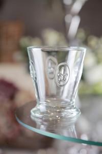Lilien-Glas